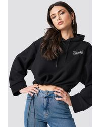 Cheap Monday - Expose Hoodie Black - Lyst