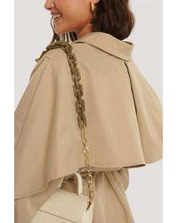 NA-KD Removable Squared Bag Chain - Meerkleurig