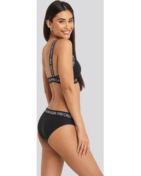 Calvin Klein Bikini Coordinate Bottom - Zwart