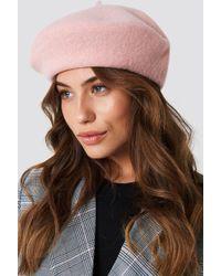 NA-KD - Beret Hat - Lyst