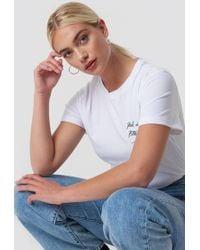 Gestuz - Arts T-shirt - Lyst
