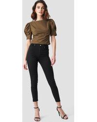 Trendyol Milla Skinny Jeans Black