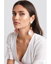 Mango Iris Earrings - Mehrfarbig