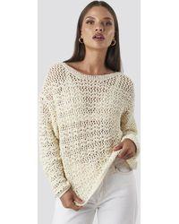 Mango Farm Sweater - Natur