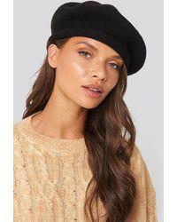 Mango Miranda Hat - Zwart