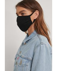 NA-KD Colorful Pearl Mask Chain - Meerkleurig