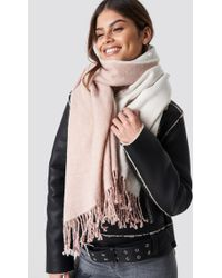 NA-KD - Two Toned Scarf Blush - Lyst