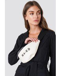 NA-KD NA-KD Basic Bum Bag - Blanc