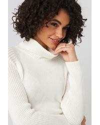 Trendyol Basic Turtleneck Knitted Sweater - Mehrfarbig