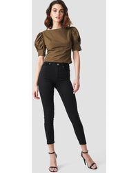 Trendyol Milla Skinny Jeans - Zwart