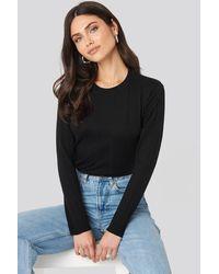 Mango Lucca Sweater - Zwart