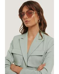 Mango Green Gerolt Sunglasses Chain