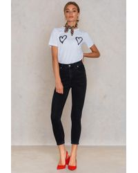 Cheap Monday - Donna Friday Black Jeans - Lyst
