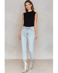 Cheap Monday - Donna Beach Blue Jeans - Lyst