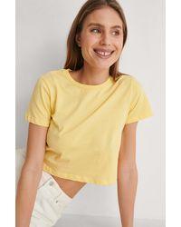 Trendyol - Cropped T-shirt - Lyst