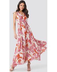 Mango Luzia Dress - Rood