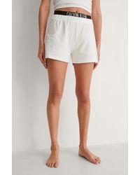 Calvin Klein Ck Shorts - Wit
