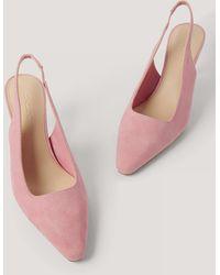 Mango Pink Tritri Shoes