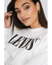 Levi's Graphic Diana Crew 90s Sweater - Meerkleurig