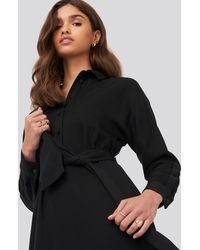 Mango Black Peonia5 Dress