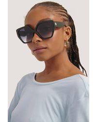 Le Specs Zonnebril - Zwart