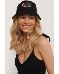 Champion Bucket Cap - Zwart