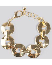 NA-KD Accessories Flat Chain Bracelet - Mehrfarbig