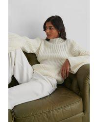 Trendyol Knit Sleeve Detail Sweater - Mehrfarbig