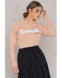Schott Nyc - Ginger 1w Sweatshirt - Lyst