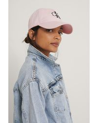 Calvin Klein Baseball-Cap - Pink