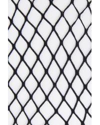NA-KD Long Fishnet Socks - Meerkleurig