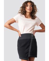 Calvin Klein - Institutional Logo Slim Fit Tee Chintz Rose - Lyst