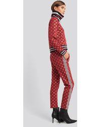 Fila Gvantsa Cropped Pants Red