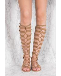 NA-KD | Gladiator Sandals | Lyst