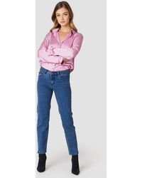 Rut&Circle Hanne Straight Jeans - Blauw