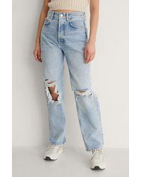 Mango Blue Selina Jeans