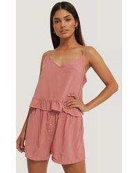 Trendyol Nachtkleding - Roze