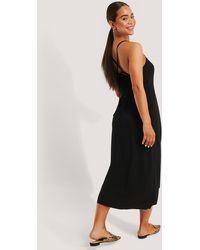 Trendyol Midi-jurk - Zwart