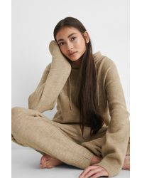 NA-KD - Knitted Trousers - Lyst