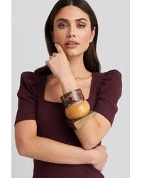 Mango Brown Adisa Bracelet