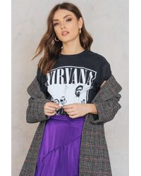Amplified Nirvana Band T-shirt - Multicolor