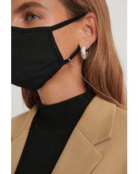 NA-KD Basic Mask Chain - Métallisé