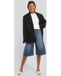 NA-KD - Culotte Jeans - Lyst