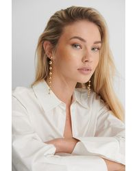 Mango Gold Salmas Earrings - Metallic