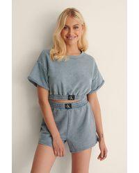 Calvin Klein Authentic Shorts - Blauw