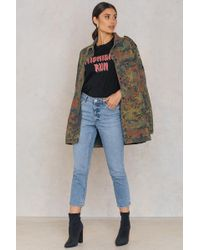 Cheap Monday - Revive Washed Blue Jeans - Lyst