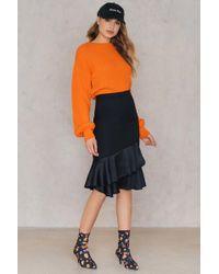 Trendyol - Ruffle Bottom Skirt - Lyst