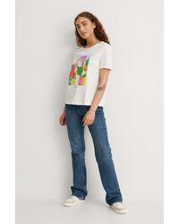 Mango T-Shirt - Blanc