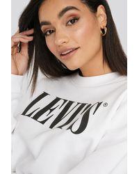 Levi's Graphic Diana Crew 90s Sweater - Multicolore