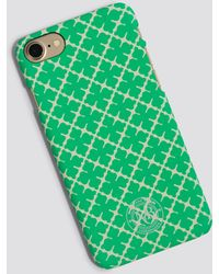 By Malene Birger Pamsy Iphone 7/8 Case Green Garden